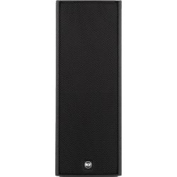 """RCF M 502 - 2-Way Dual 5.5"""" Woofer & 1"""" HF Passive Speaker with Installation Points - 100W RMS - Black"""