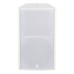 """RCF M801W 8"""" Two-Way Passive Speaker System - White"""