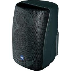"""RCF MQ 50 B - 5"""" 2-Way Bass Reflex Powered Speaker – Black"""