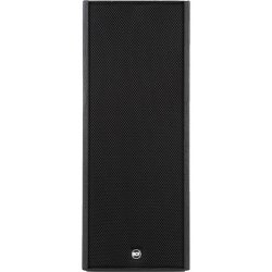 """RCF M 602 - 2-Way Dual 6.5"""" Woofer & 1"""" HF Passive Speaker with Installation Points - 120W RMS - Black"""