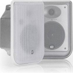 RCF MQ 50i-W Two-Way In-Wall Loudspeaker - White