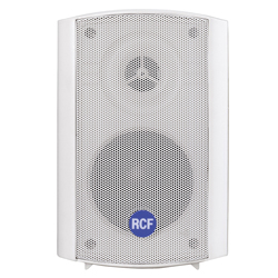 RCF DM 41 Compact 3.5 Inch 70V or 100V Two Way Speaker for Indoor and Outdoor Use