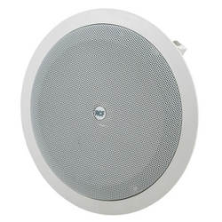 RCF PL 6X 6 Inch 70V or 100V Installation Coaxial Ceiling Speaker