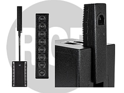 RCF EVOX 8 1400W Portable Compact Active 2-Way PA Speaker Sound Reinforcement System