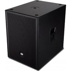 "RCF 4PRO 8003-AS 18"" Bass reflex Active Sub, 1000W (discontinued clearance demo 9.5 condition)"