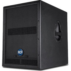"RCF ART705AS 15"" Bandpass Active Sub 800W 130db (discontinued clearance demo 9.5 condition)"