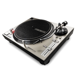 Reloop RP-7000-Silver-MK2 Professional Upper Torque Turntable System-Silver