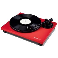Reloop Turn-2-RED Analogue HiFi Turntable-Red