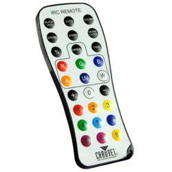 Chauvet DJ IRC6 Infrared Remote Control