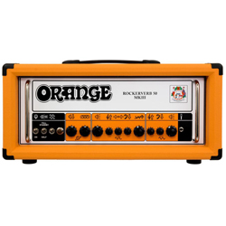 Orange RK50H MKIII Rockerverb MK3 50 Watt Guitar Head Amplifier