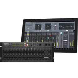 Presonus Studiolive RM32AI 32-Input Rackmount Digital Mixing System and Mic Preamp