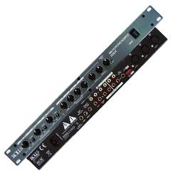Rolls RM67 Single Rack Space Mic/Source Mixer