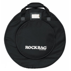"RockBag RB22540B Deluxe Line Cymbal Bag for 22"" Cymbal-Discontinued Clearance"