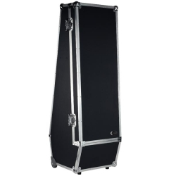 RockCase RC10860BA-FL Multi Instrument Flight Case for 3 Basses -Black-Discontinued Clearance
