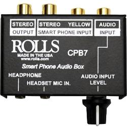 Rolls CPB7 Smart Phone Breakout Box