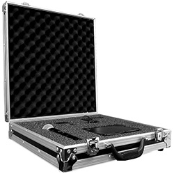 Road Ready RRWIRELESS Case with Pick - & Fit Foam for Wireless Mics - Fits Most Models