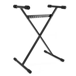 Warwick RS22000 Rockstand Single Braced Keyboard Stand (DISCONTINUED CLEARANCE)