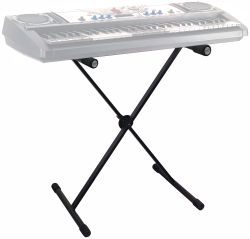 Warwick RS22010 Rockstand X-Frame Keyboard Stand with Pin-Lock System