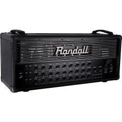 Randall 667 120W Guitar Tube Amplifier Head - MIDI-switchable Amp