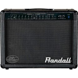 Randall KH75 Kirk Hammett 75W 1x12 Guitar Combo Amp