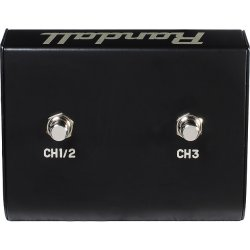 Randall RF1003 Two Button Channel/Gain 1/2 Footswitch