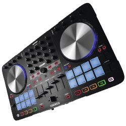 Reloop Beatmix 4 MK2 Performance-Oriented 4 Channel Pad Controller