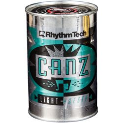 Rhythm Tech RT-CN-G Canz Light and Zesty Shaker Can (discontinued clearance)