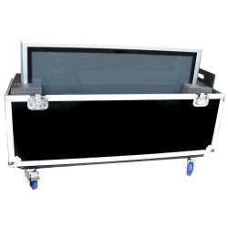 Road Ready RRPLASMA50C 50-Inch Universal Plasma Monitor Case with Casters