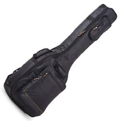 RockBag RB20510B Black Deluxe Acoustic Bass Guitar Bag by Warwick (discontinued clearance)