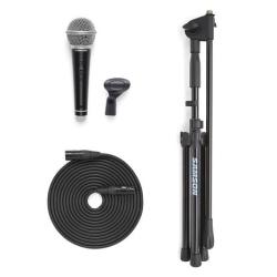 Samson VP10X Microphone Value Pack