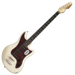 Schecter 294-SHC Hellcat VI 6-String RH Electric Guitar-Ivory Pearl