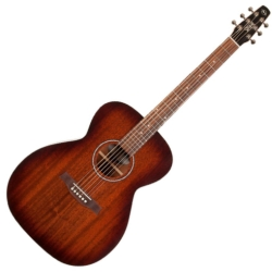 seagull 042029 concert hall 6 string rh acoustic electric guitar sg in mahogany burst finish. Black Bedroom Furniture Sets. Home Design Ideas