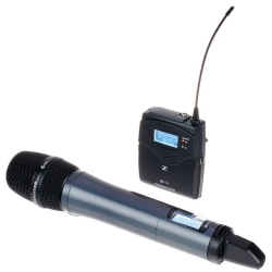 Sennheiser EW 135P G4-A Portable Wireless Handheld Microphone System A (516 - 558 MHz)