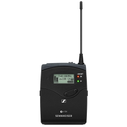 Sennheiser EK 100 G4-G Wireless Camera-Mount Receiver G (566 to 608 MHz)