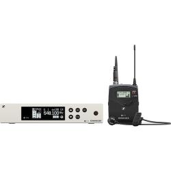 Sennheiser EW 100 G4-ME4-A Wireless Clip-On Lavalier Microphone System A (516 - 558 MHz)