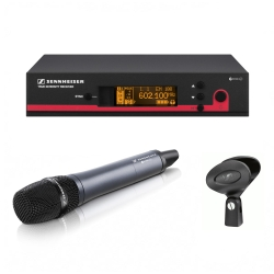 Sennheiser EW 100-945 G3-A1-US Wireless Handheld Microphone System with e945 Mic (A1: 470-516 MHz)