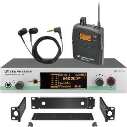 Sennheiser EW 300 IEM G3-A Wireless In-Ear Monitoring System