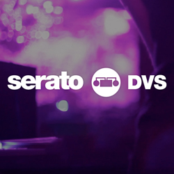 Serato SSW-DJ-DVS-DL DJ DVS Expansion Pack to connect Turntables or CDJs to Serato DJ (sold separately)