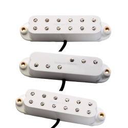 Seymour Duncan 11208-15W Everything Axe Strat Pickup Set in White