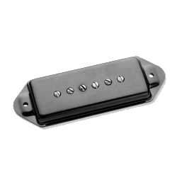 Seymour Duncan 11034-65 AHP90ND Antiquity P90 Dog Ear Neck Pickup in Black