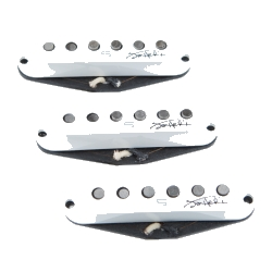 Seymour Duncan 11208-08W Jimi Hendrix Signature Strat Pickup Set in White