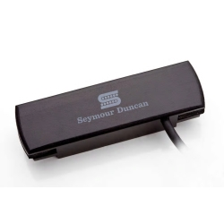 Seymour Duncan 11500-31-BLK SA-3HC Hum-Canceling Woody Acoustic Humbucker Transducer in Black