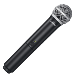 Shure BLX2/SM58-H10 Wireless Handheld Transmitter with SM58 Microphone