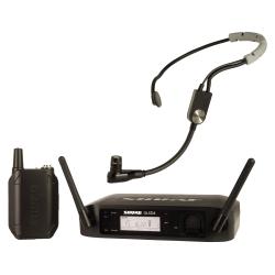 Shure GLXD14/SM35-Z2 Wireless Headset System with SM35-TQG Microphone