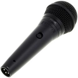Shure PGA58-XLR PGA58 Cardioid Dynamic Microphone with Switch and XLR-XLR Cable