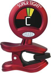 Snark ST-2 Super Tight Chromatic Clip-On Tuner, with On-Board Mic