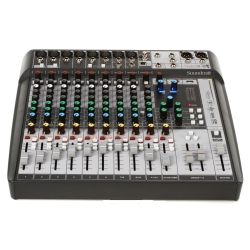 Soundcraft Signature 12MTK Multitrack Mixer