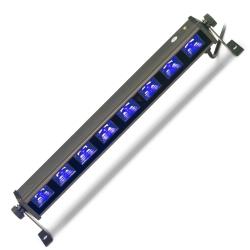 "Stagg SLE-UV83 8 x 3-watt 18"" UV LED Bar-NOT CSA APPROVED"