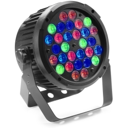 Stagg SLKP302M5 King Par with 30 x 2-Watt RGBAUV Mixed LED-NOT CSA APPROVED