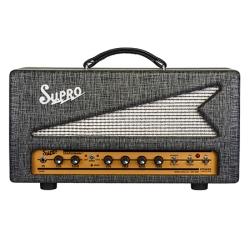 Supro 1699RH STATESMAN 2-Channel 50-Watt Tube Guitar Amplifier Head